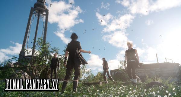 Final Fantasy 15 Date de sortie