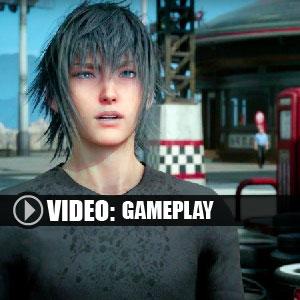 Final Fantasy 15 Gameplay Video