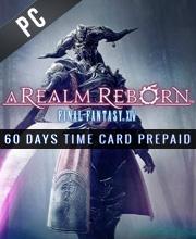 Final Fantasy 14 - 60 jours