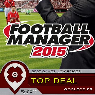Football Manager 2015 : les dernières nouveautés