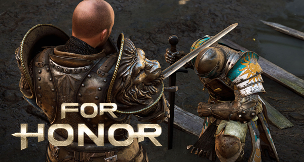 For Honor partage d'écran