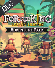 For The King Lost Civilization Adventure Pack