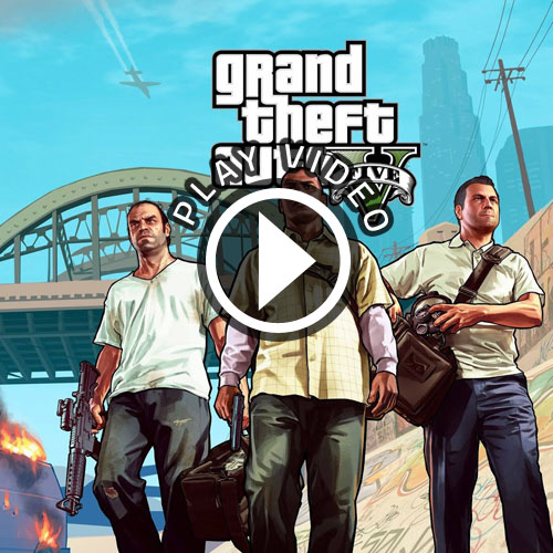 GTA 5 Personnages