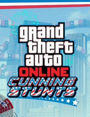 GTA Online Cunning Stunts est une sacrée course !