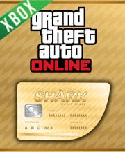 GTAO The Whale Shark Cash Card