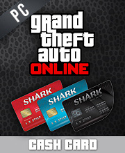 GTA Online Shark Cash Cards