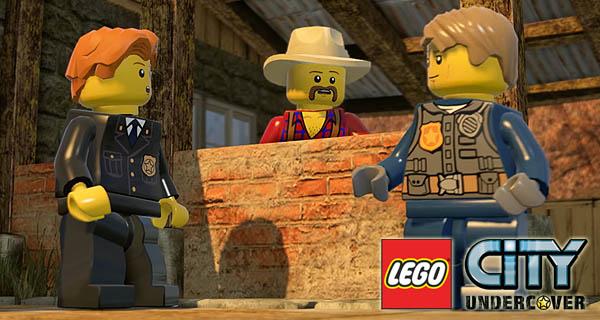 7 choses sur le jeu Lego city Undercover