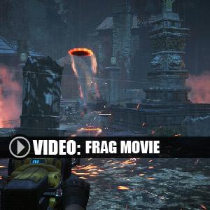 Gears of War 4 Xbox One Frag Movie