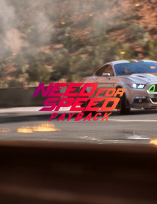 Need for Speed Payback : Un nouveau jeu New Need for Speed annoncé par EA !