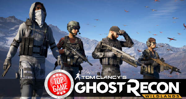 bêta ouverte Ghost Recon Wildlands