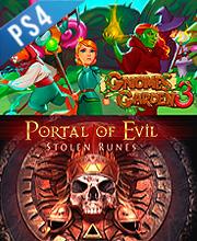 Gnomes Garden 3 The thief of castles & Portal of Evil