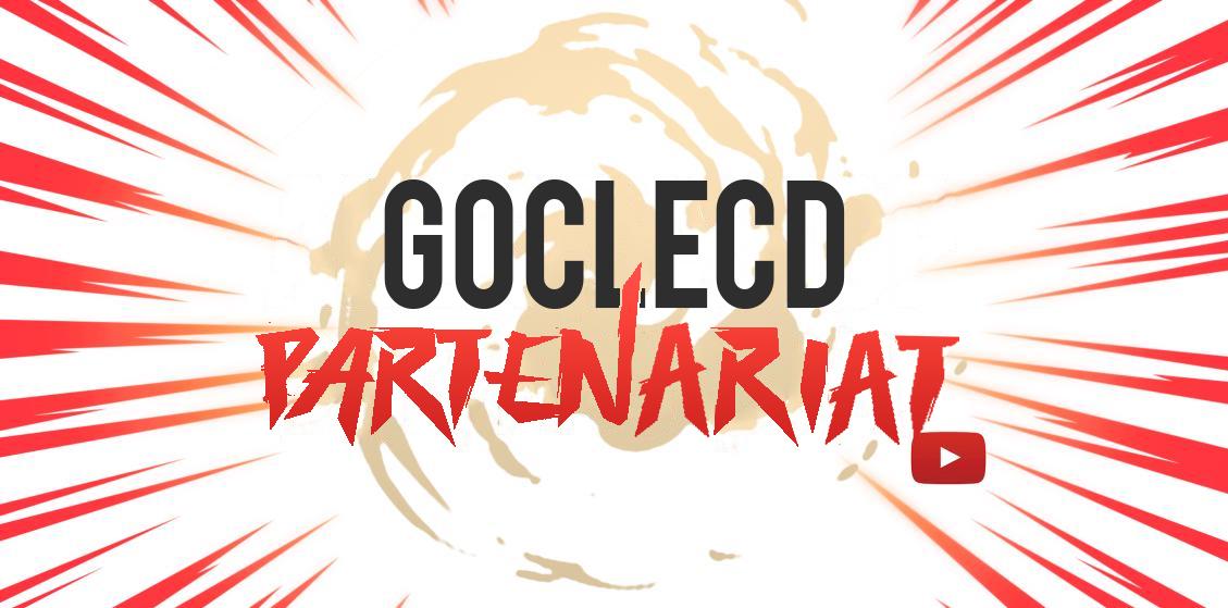 Partenariat Goclecd Youtube