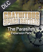 Gratuitous Space Battles The Parasites
