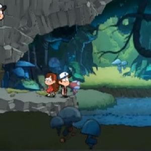 inhabitants of Gravity Falls