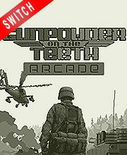 Gunpowder on The Teeth Arcader