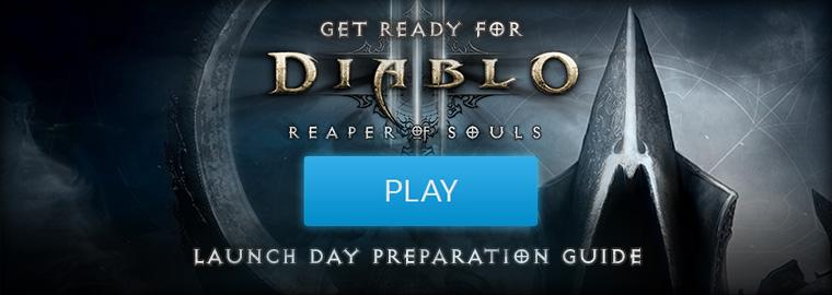 Jouer à Diablo III Reaper of Souls