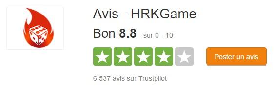 HRK trustpilot