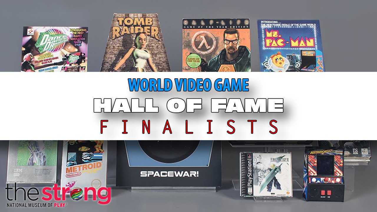 World Video Game Hall of Fame