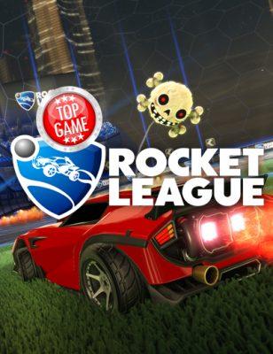 Des items d'Halloween de Rocket League arrivent !