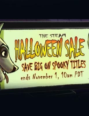 Bonnes affaires aux ventes d'Halloween 2017 sur Steam !