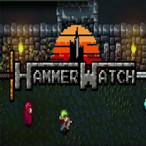 Acheter Hammerwatch Clé CD Comparateur Prix