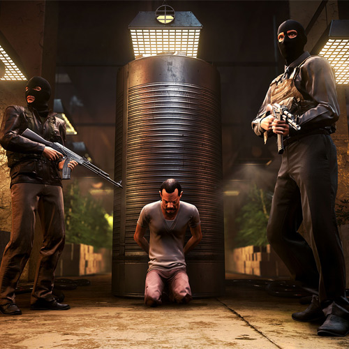 Battlefield Hardline PS4 Otage Screenshot
