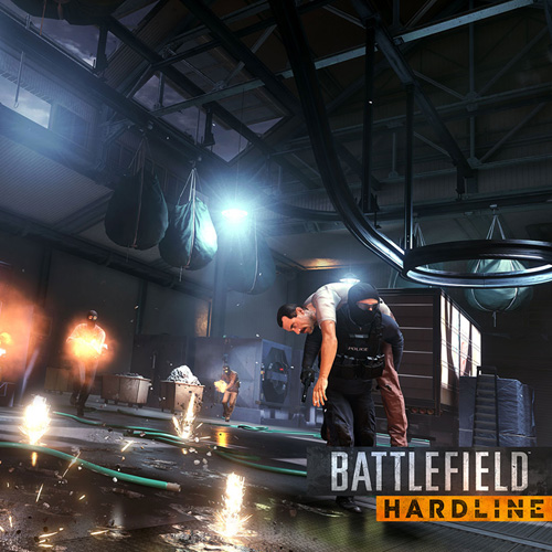 Battlefield Hardline Xbox One Sauvetage