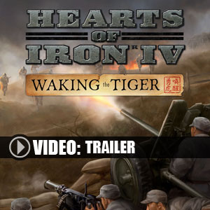 Acheter Hearts of Iron 4 Waking the Tiger Clé Cd Comparateur Prix