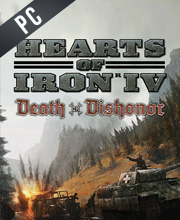 Hearts of Iron 4 Death or Dishonor