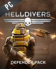 Helldivers Defender Pack