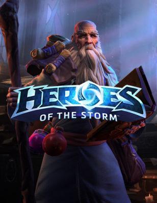 Heroes of the Storm ajoute le champion Deckard Cain avec l'ultimate favori parmi tous