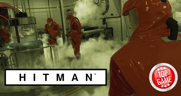 Hitman Sapienza Vue à 360 degrés