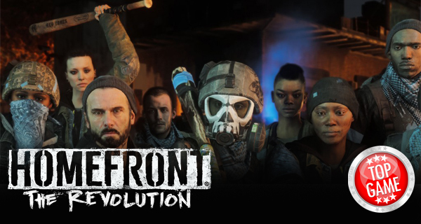 Homefront The Revolution : Hearts and Minds 101