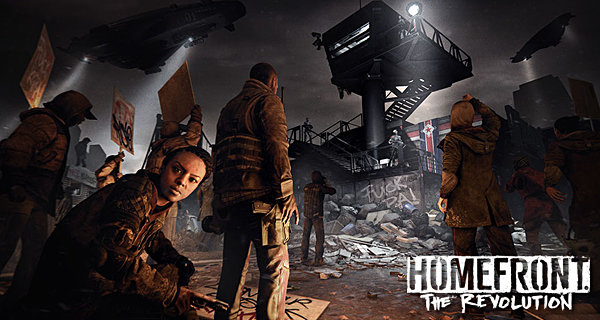 homefront the revolution bande-annonce