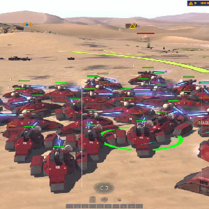 Homeworld Deserts of Kharak Base