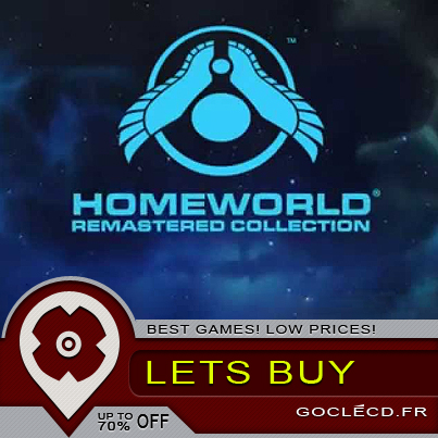 Comment acheter et activer Homeworld Remastered Collection sur Steam