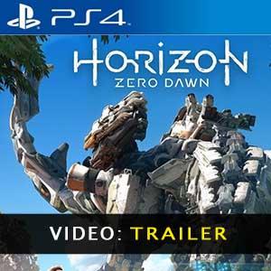 Horizon Zero Dawn PS4 en boîte ou à télécharger