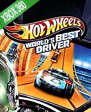 Hot Wheels Worlds Best Driver
