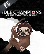 Idle Champions Mindful Sloth Familiar Pack
