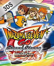 Inazuma Eleven GO Chrono Stones Brasier