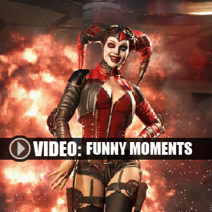Injustice 2 Moments marrants