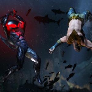 Batman lutte contre le régime de Superman