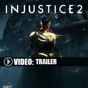 Acheter Injustice 2 Clé Cd Comparateur Prix