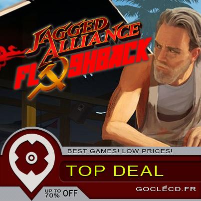 Jagged Alliance Flashback stratégiquement vôtre