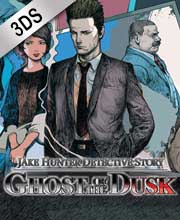 Jake Hunter Detective Story Ghost of The Dusk