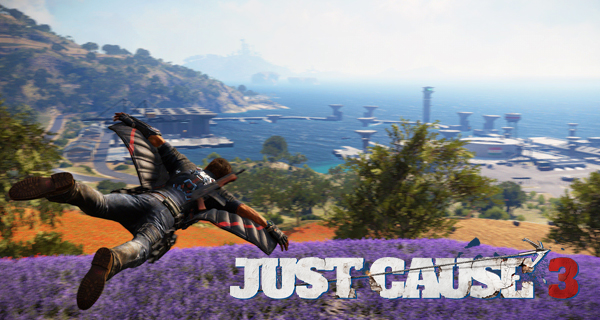 Just Cause 3 Sky Fortress DLC