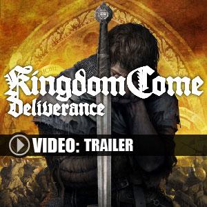 Acheter Kingdom Come Deliverance Clé Cd Comparateur Prix
