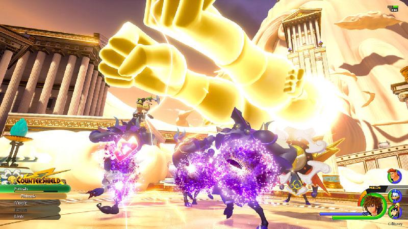 Acheter Kingdom Hearts 3 Ps4 Code Comparateur Prix