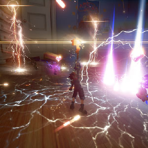 Kingdom Hearts 3 Xbox One Gameplay