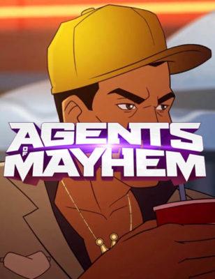 Présentation de Kingpin, un autre des personnages de la liste d'Agents of Mayhem